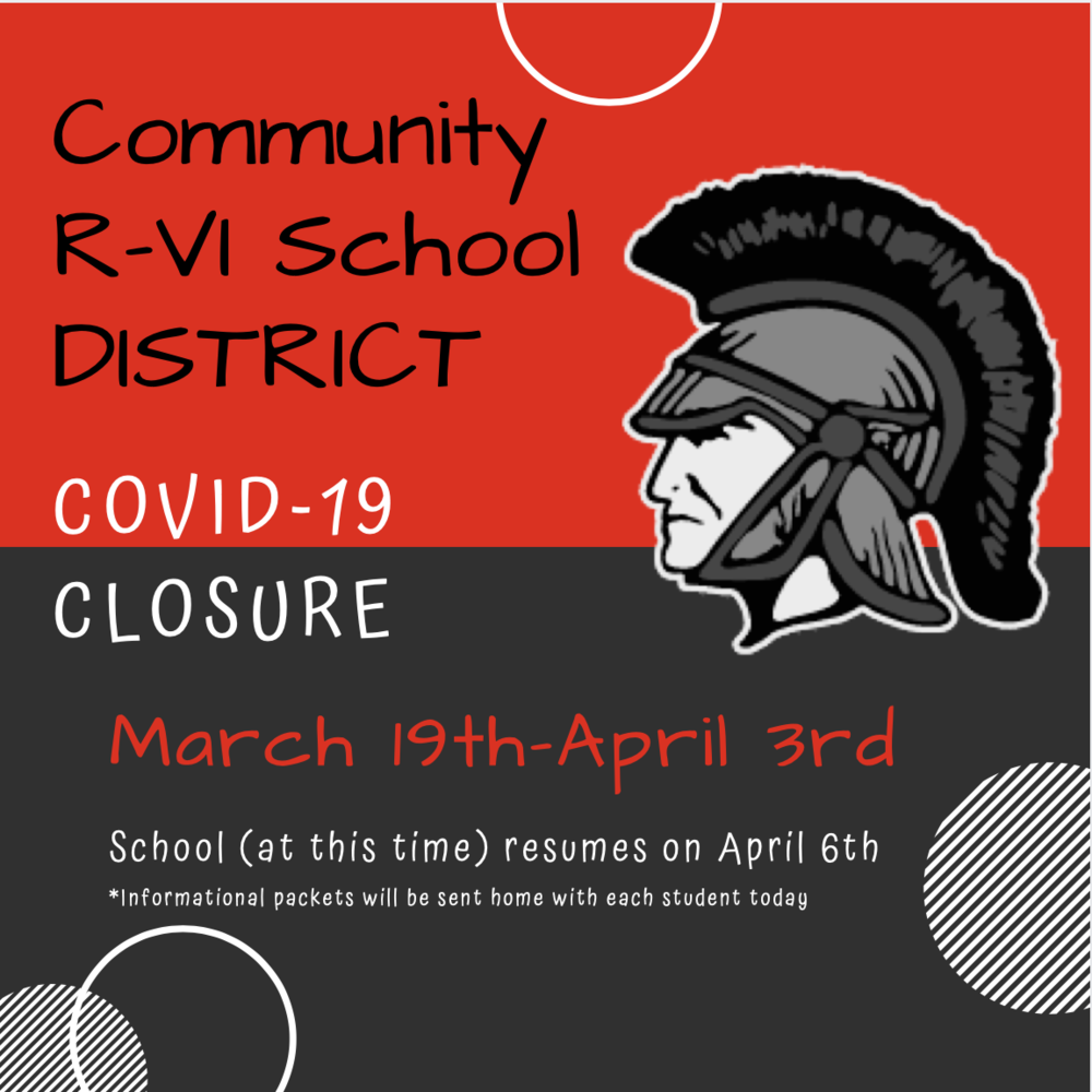 COVID-19 Closure Info for ELEMENTARY