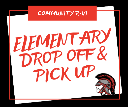 Elementary School Parents-School Item Pick Up Procedures