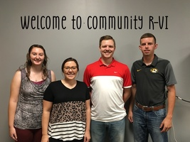 Welcome to Community R-VI