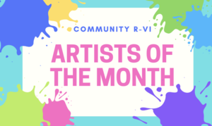 Artists of the Month for March