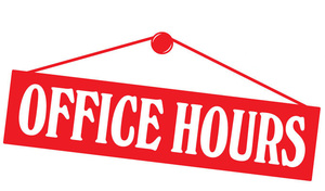 MS/HS Teachers' Office Hours