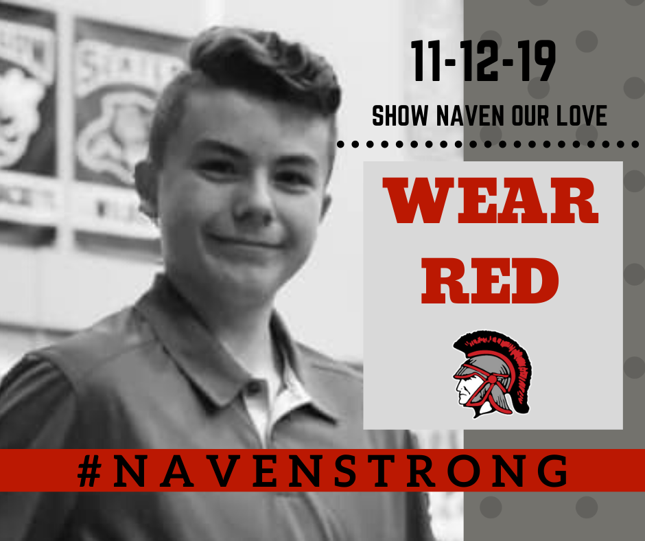 #NAVENSTRONG