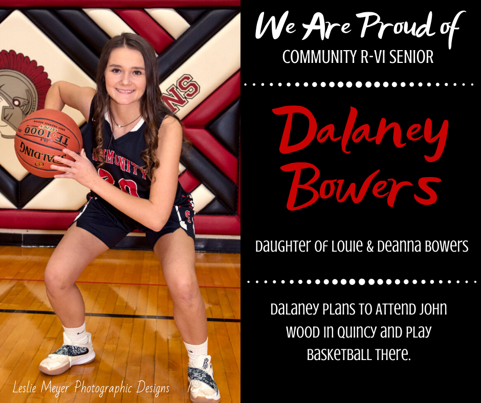 Dalaney Bowers
